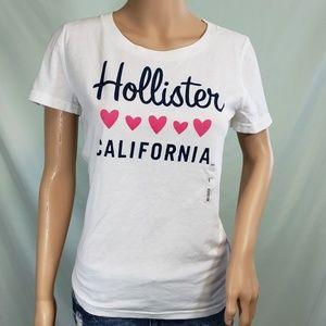 Hollister California Short Sleeve T-shirt NWT
